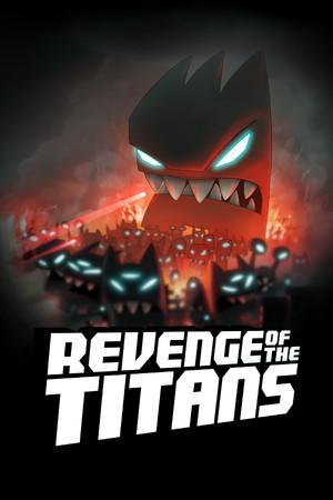 Revenge of the Titans poster image on Steam Backlog