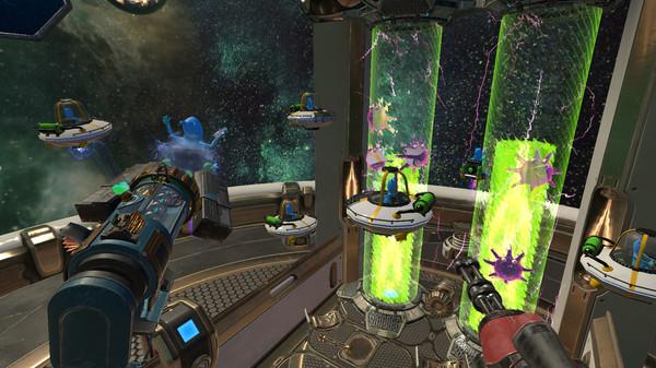 Aliens Attack VR