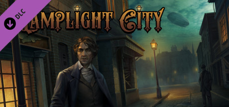 Lamplight City - Official Game Soundtrack cover art