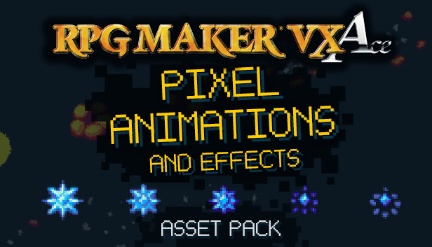 RPG Maker VX Ace - Pixel Animations - History - IsThereAnyDeal