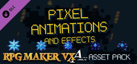 RPG Maker VX Ace - Pixel Animations