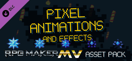 RPG Maker MV - Pixel Animations