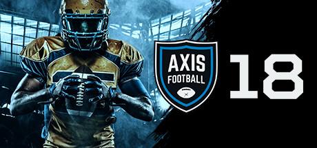 Axis Football 2018 cover art