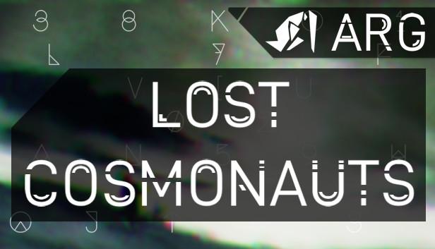 Lost Cosmonauts ARG