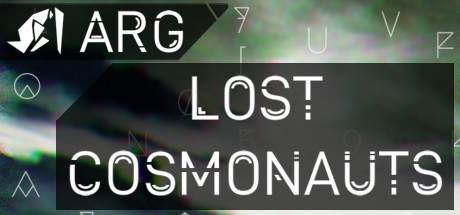 Teaser image for Lost Cosmonauts ARG