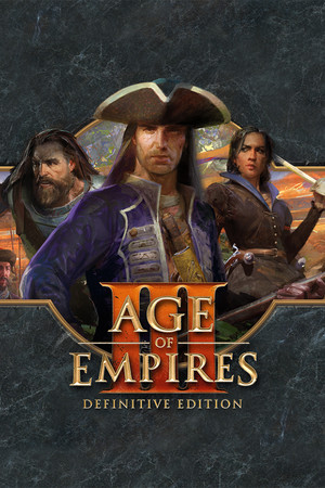 Age of Empires III: Definitive Edition poster image on Steam Backlog
