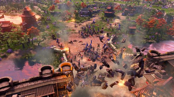 帝国时代3:决定版1