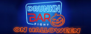 Drunkn Bar Fight on Halloween