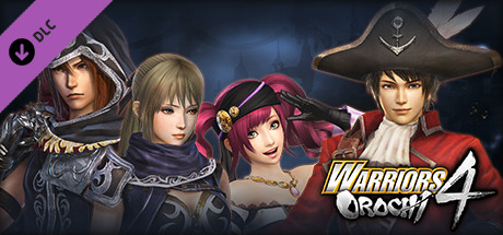 WARRIORS OROCHI 4/無双OROCHI3 - Special Costumes Pack