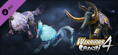 WARRIORS OROCHI 4/無双OROCHI3 - Special Mounts Pack