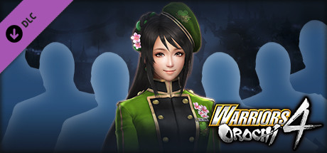 WARRIORS OROCHI 4/無双OROCHI3 - Legendary Costumes Shu Pack 2