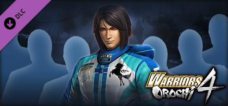 WARRIORS OROCHI 4/無双OROCHI3 - Legendary Costumes Jin Pack