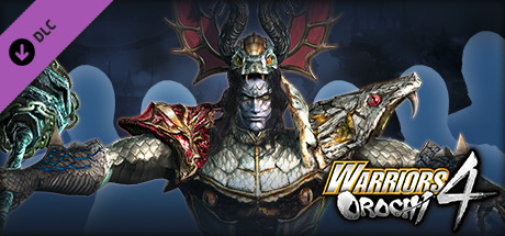 WARRIORS OROCHI 4/無双OROCHI3 - Legendary Costumes Orochi Pack 2