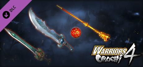 WARRIORS OROCHI 4/無双OROCHI3 - Legendary Weapons Wei Pack 1