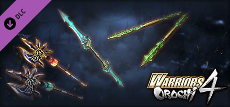 WARRIORS OROCHI 4/無双OROCHI3 - Legendary Weapons Wei Pack 2
