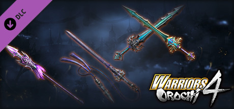 WARRIORS OROCHI 4/無双OROCHI3 - Legendary Weapons Shu Pack 1