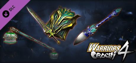 WARRIORS OROCHI 4/無双OROCHI3 - Legendary Weapons Shu Pack 2