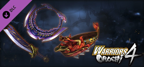 WARRIORS OROCHI 4/無双OROCHI3 - Legendary Weapons Wu Pack 1
