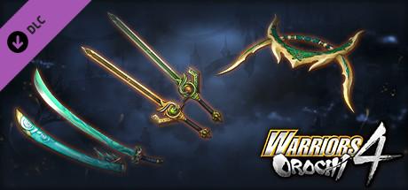 WARRIORS OROCHI 4/無双OROCHI3 - Legendary Weapons Wu Pack 2