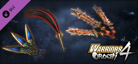 WARRIORS OROCHI 4/無双OROCHI3 - Legendary Weapons Jin Pack
