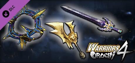 WARRIORS OROCHI 4/無双OROCHI3 - Legendary Weapons Samurai Warriors Pack 1