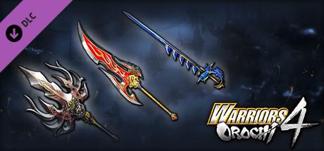 WARRIORS OROCHI 4/無双OROCHI3 - Legendary Weapons Samurai Warriors Pack 2