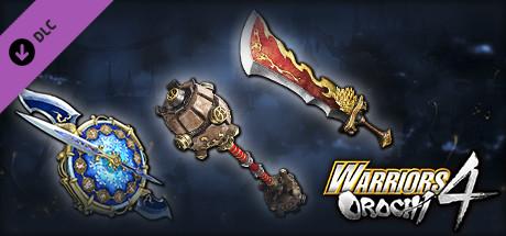 WARRIORS OROCHI 4/無双OROCHI3 - Legendary Weapons Samurai Warriors Pack 3