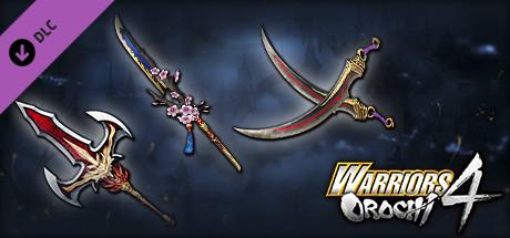 WARRIORS OROCHI 4/無双OROCHI3 - Legendary Weapons Samurai Warriors Pack 4