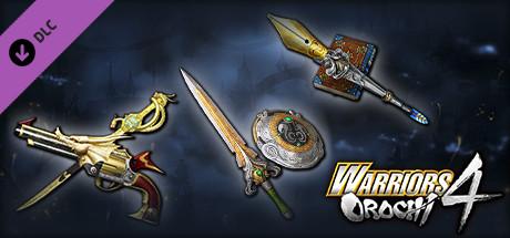 WARRIORS OROCHI 4/無双OROCHI3 - Legendary Weapons Samurai Warriors Pack 5