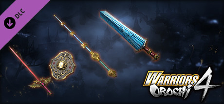 WARRIORS OROCHI 4/無双OROCHI3 - Legendary Weapons Orochi Pack 1