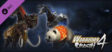 WARRIORS OROCHI 4/無双OROCHI3 - Legendary Mounts Pack