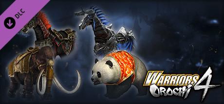 WARRIORS OROCHI 4/無双OROCHI3 - Legendary Mounts Pack