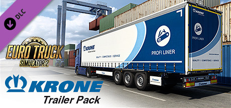 Save 20 On Euro Truck Simulator 2 Krone Trailer Pack On Steam