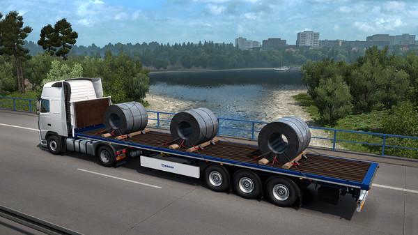 Euro Truck Simulator 2 v1 33 1 1s Incl 61 DLCs « Skidrow
