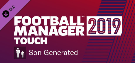 Football Manager 2019 Touch - Son Generated