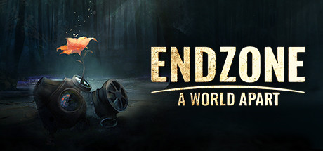 Endzone  A World Apart Capa