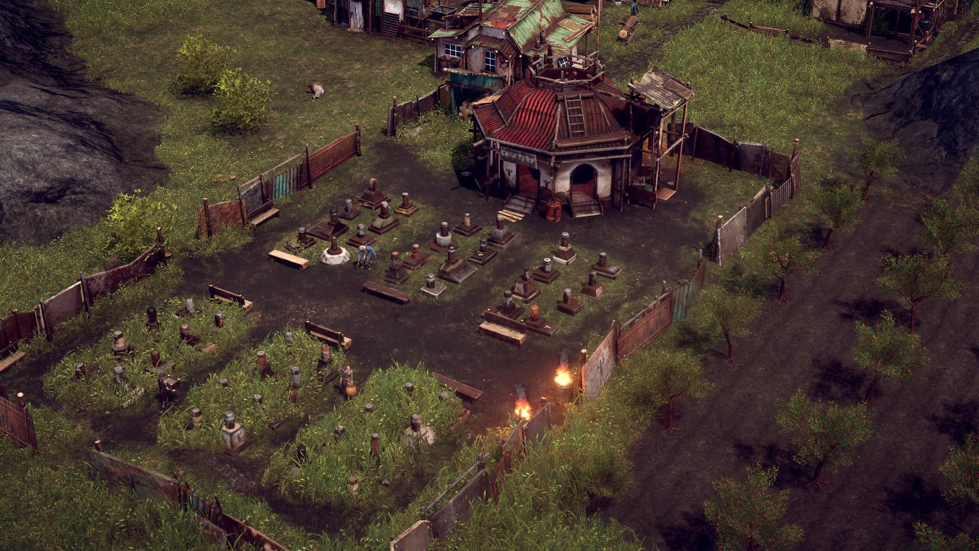 Endzone - A World Apart Screenshot 3