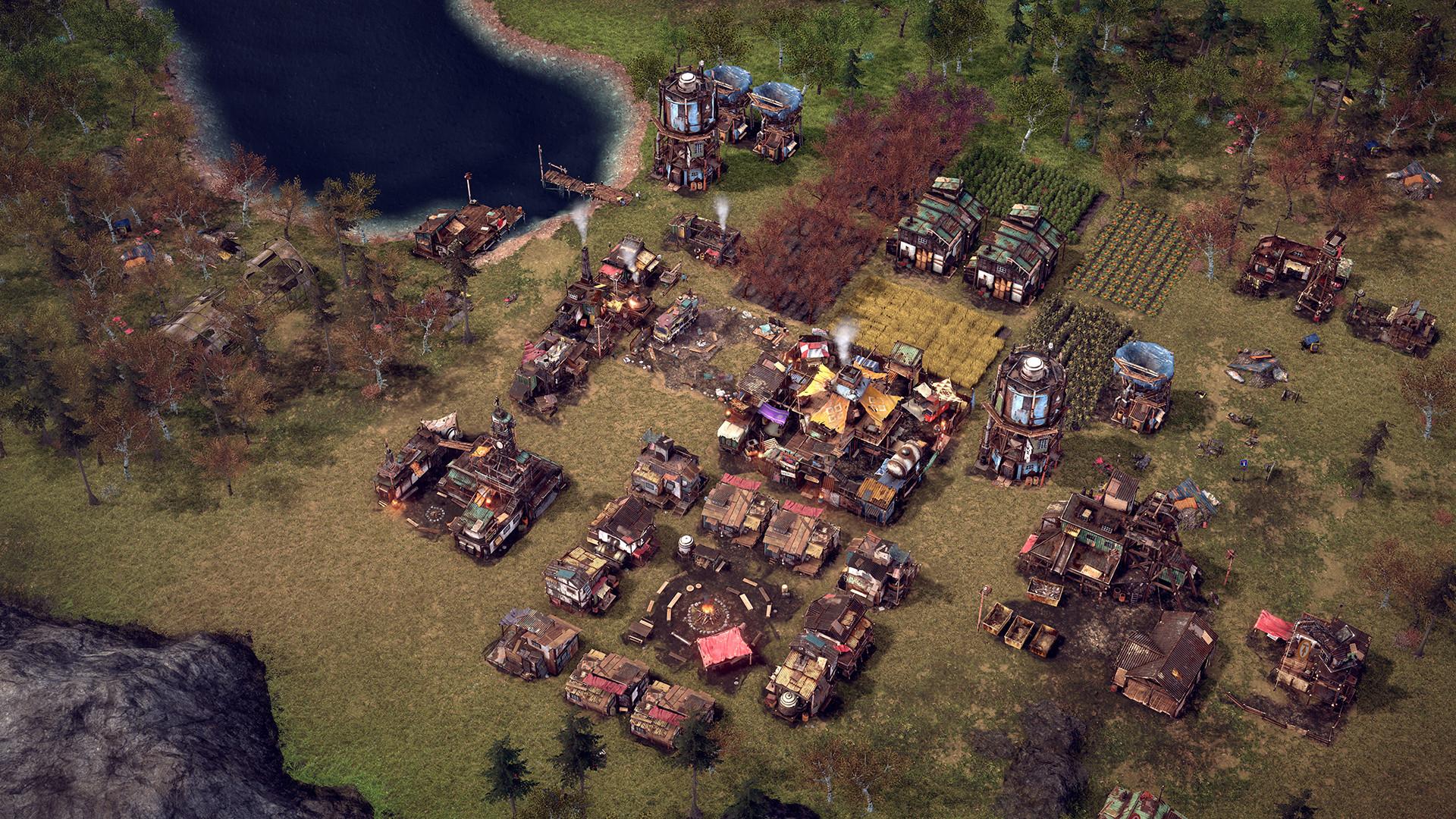 Endzone - A World Apart Screenshot 1