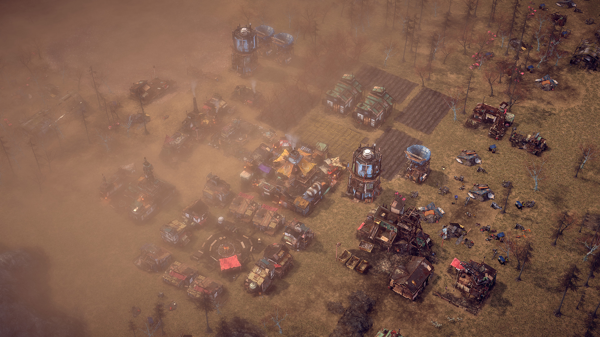 Endzone - A World Apart Screenshot 2
