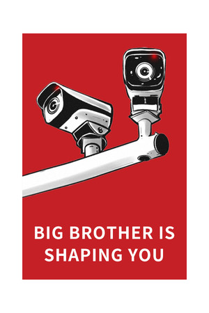假如我是人工智能 Big Brother Is Shaping You poster image on Steam Backlog