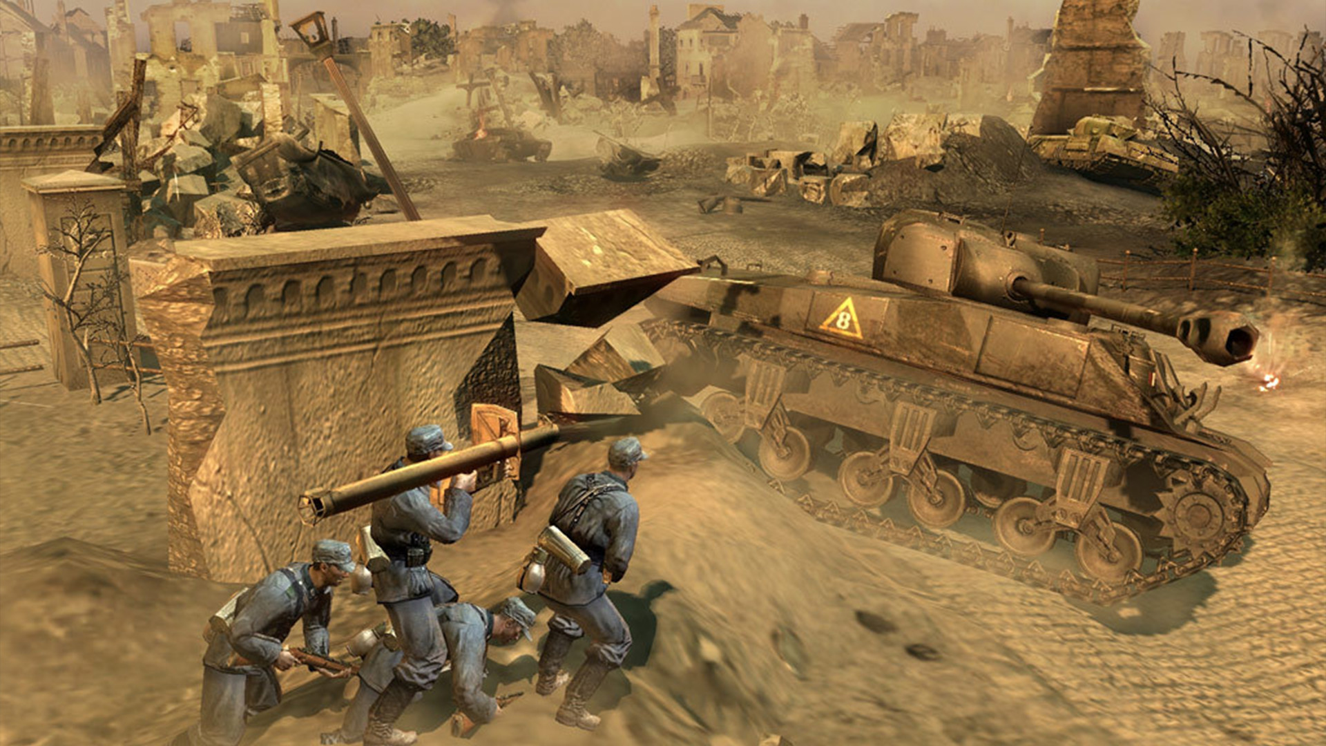 Company Of Heroes Opposing Fronts On Steam