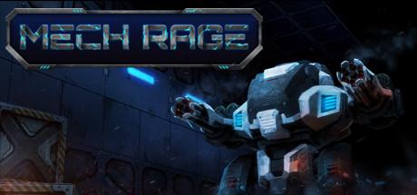 Mech Rage cover art