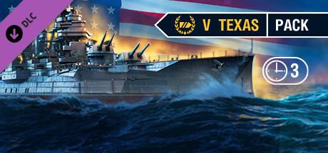 World of Warships - Rental Texas (3 Days)