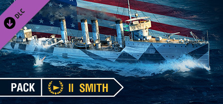 World of Warships - Smith Steam Edition