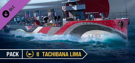 World of Warships - Tachibana Lima Steam Edition