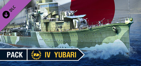 World of Warships - Yubari Steam Edition