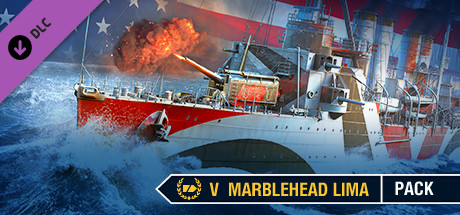World of Warships - Marblehead Lima Steam Edition