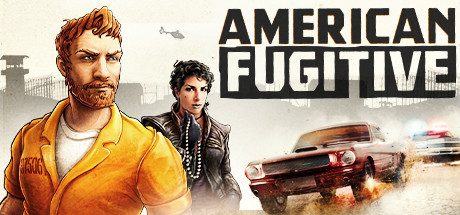 American Fugitive [PT-BR] Capa