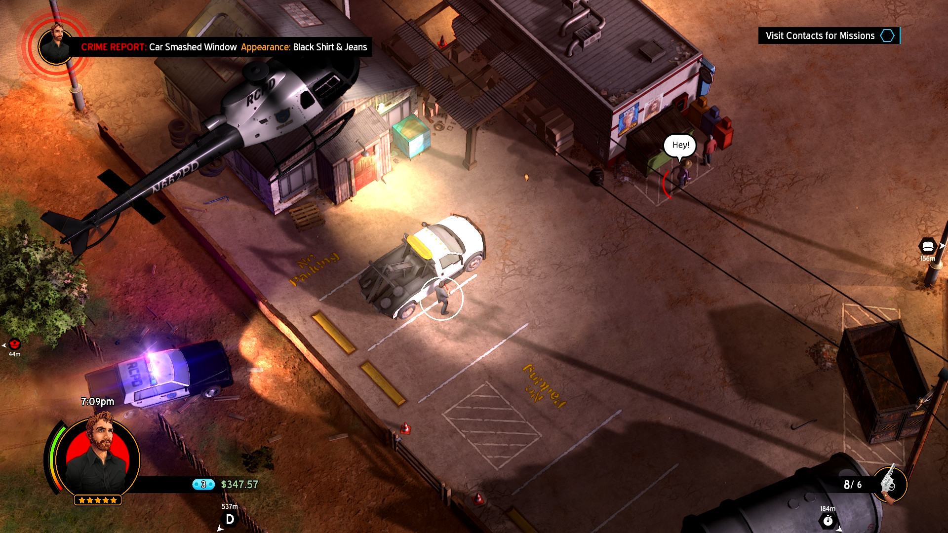 American Fugitive Screenshot 2