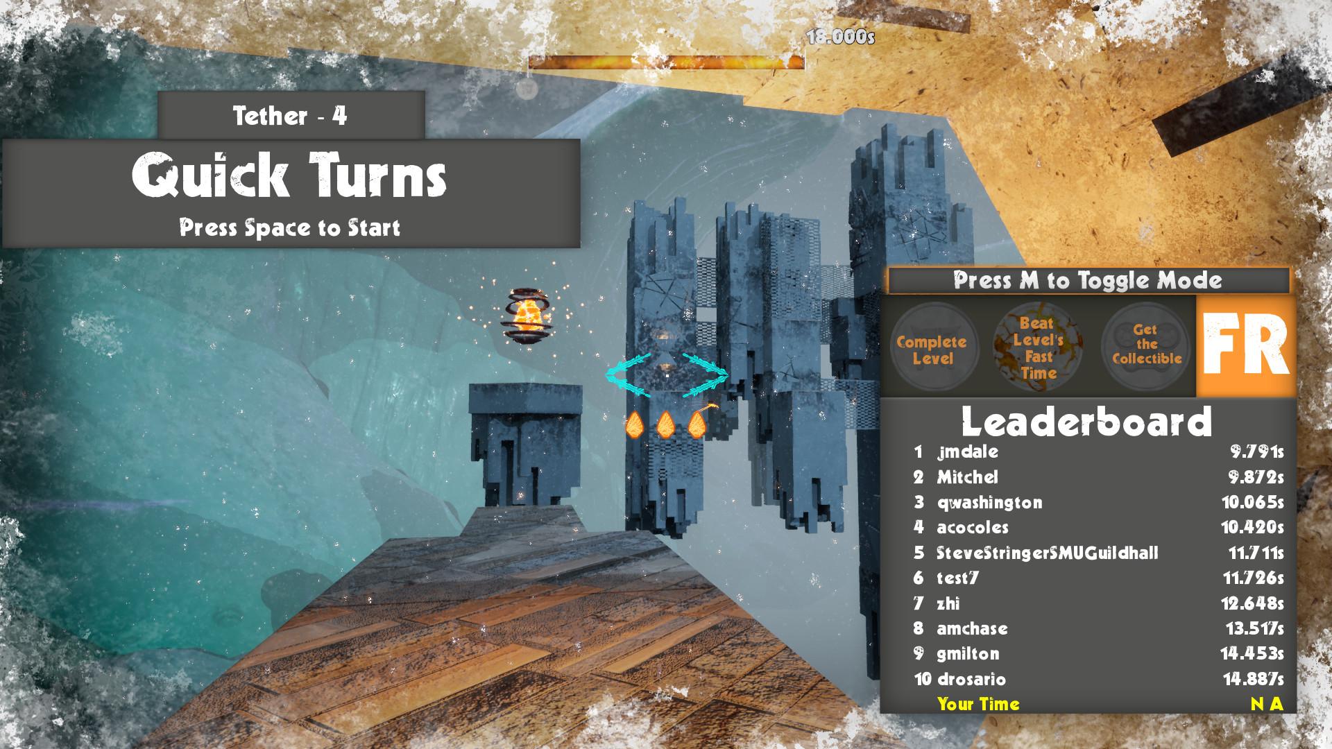 FrostRunner on Steam
